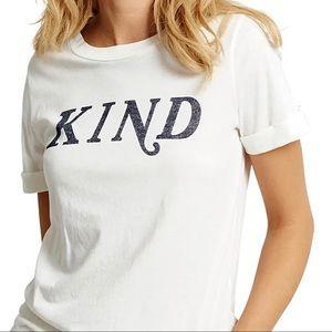 Sol Ángeles NWT Short Sleeve Kind T Shirt Size M